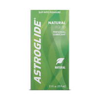 Astroglide Natural Carton Front